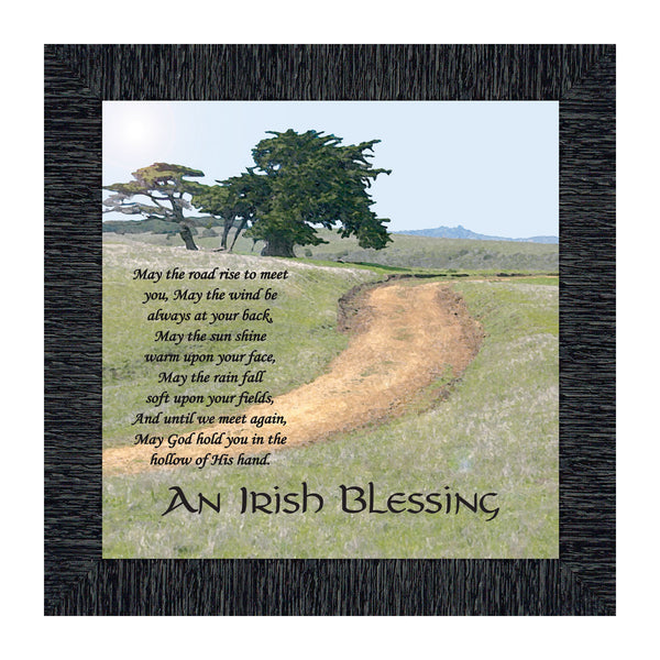 An Irish Blessing Picture Frame