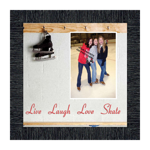 Personalized Figure Skating Picture Frame, 10X10 9720