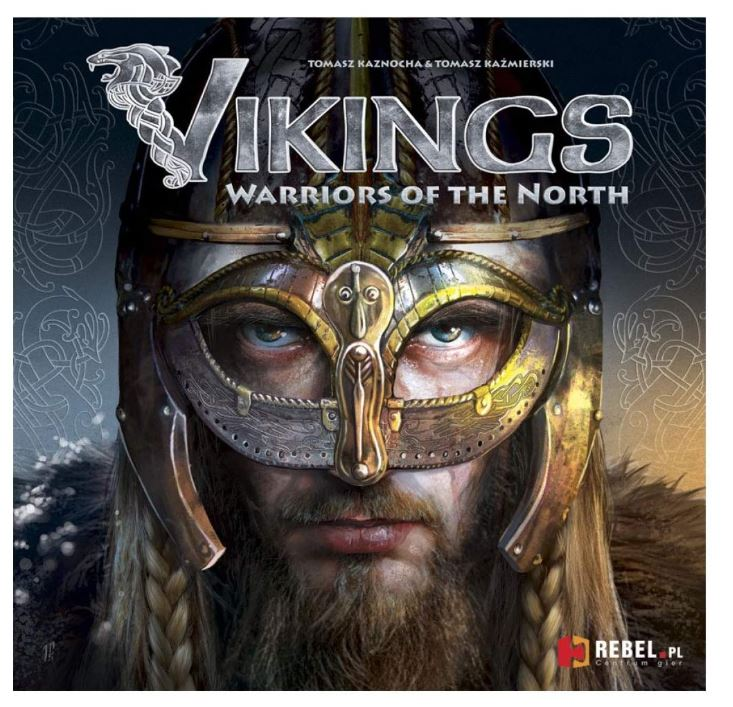 Rebel Vikings Warriors of the North Board Game