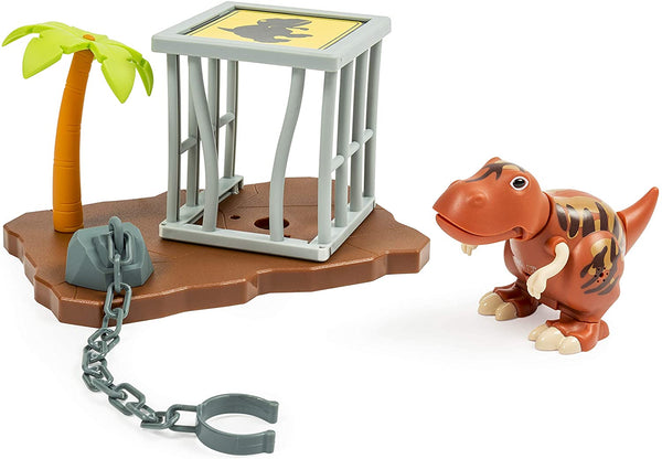 DigiDinos Playset Outback, Mimic, Habitat, Quake set of 3