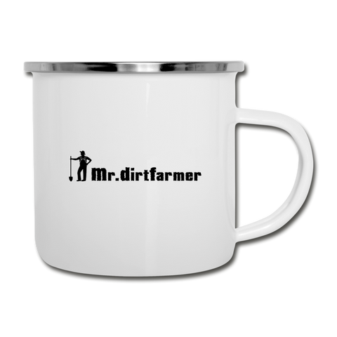Mr. Dirtfarmer Camper Mug - Mr. Dirtfarmer
