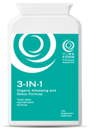 3-in-1 Alkalise, Cleanse & Detox