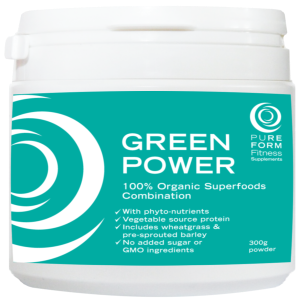 Green Power (Super Food Powder)
