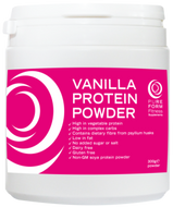 3 X VANILLA PROTEIN POWDER PACK