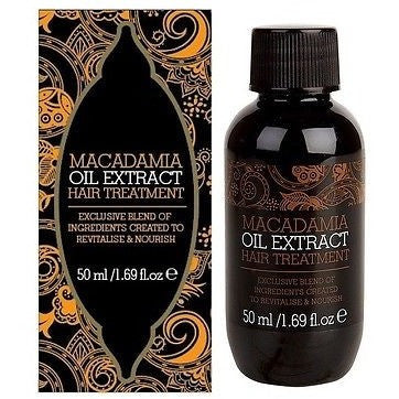 Macadamia Natural Oil Extract Hair Treatment Oil 50ml - Mee-Mii