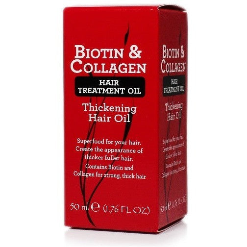 BIOTIN n COLLAGEN HAIR THICKENING OIL 50ML