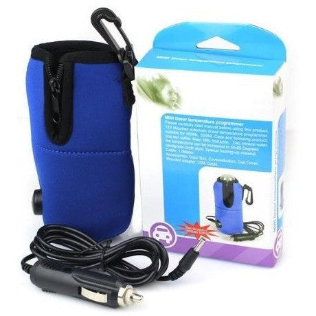 12V Food Milk Bottle Travel Car Warmer Heater