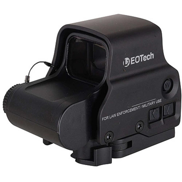 Eotech Exps3 Military Extreme Sight -  1 Moa Dot - Black