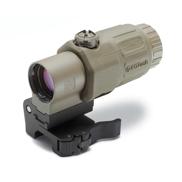 EOTech Model G33 Magnifier, Tan - Precision Rifle Super Store