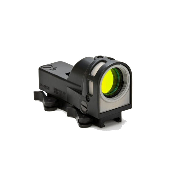 Mepro M21 Self-powered Day-night Reflex Sight With Dust Cover - Bullseye Reticle