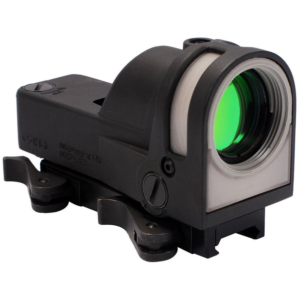 Mepro M21 Self-powered Day-night Reflex Sight With Dust Cover - 4.3 Moa Reticle