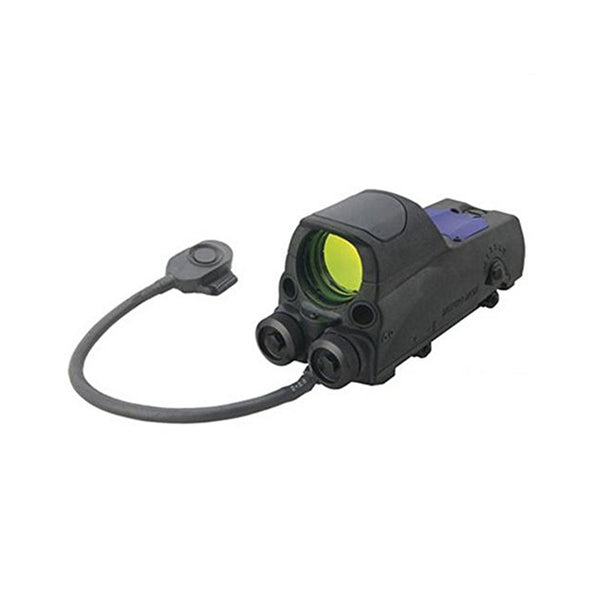 Mepro Mor Tri-powered Reflex Sight With Red Laser Pointer - 4.3 Moa Reticle