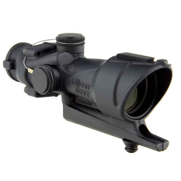 Trijicon ACOG 4x32 Scope, Full Line Red Illumination