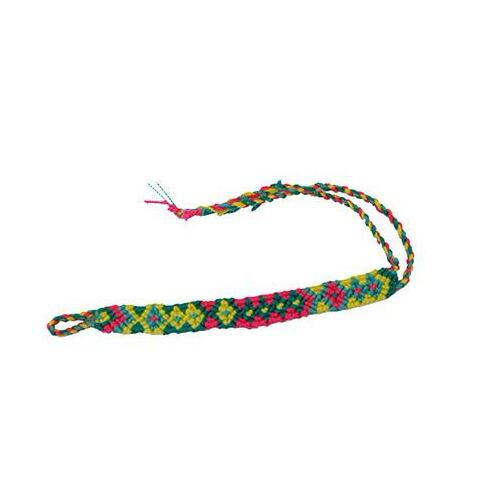 African Sunset Wayuu Anklet