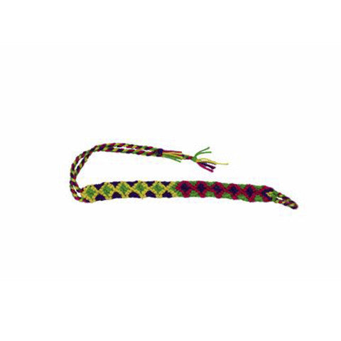 Colorful Shades Wayuu Anklet