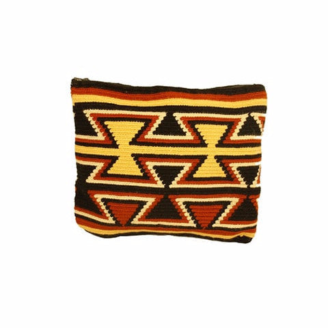 Brown Cross Clutches