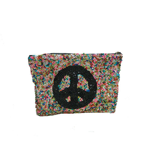 Love & Peace Luxury Clutch