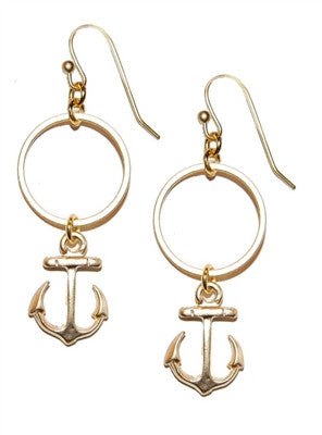 Ahoy Earrings