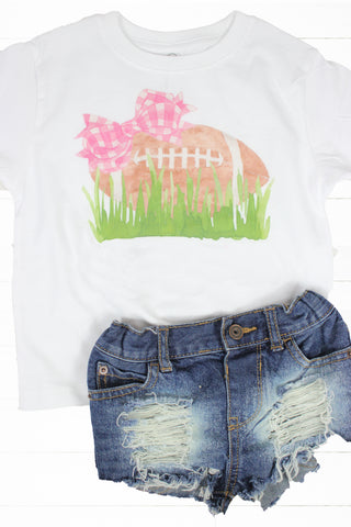Infant and Toddler Football Tee - Glittering South