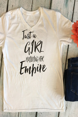 Just A Girl Building Her Empire - Glittering South
