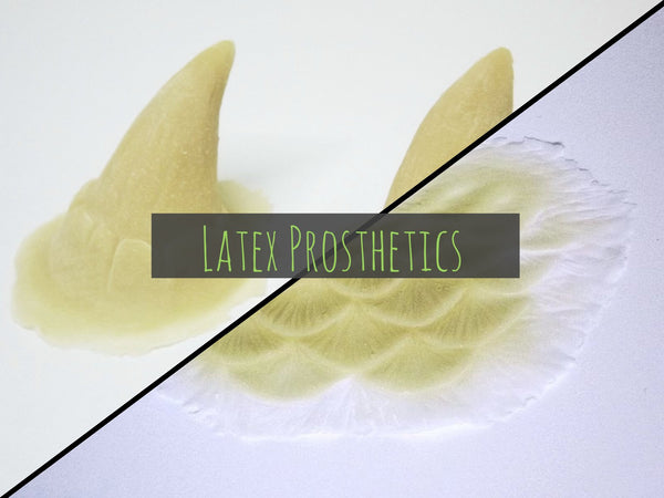 1: Latex Prosthetic Character Appliances