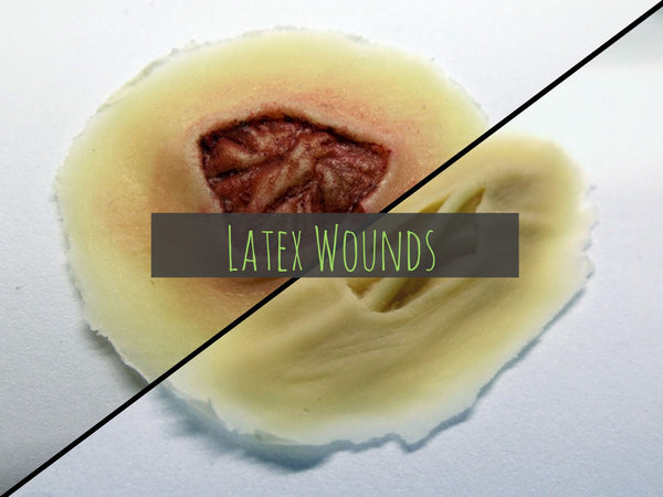 2: Latex Prosthetic Wounds