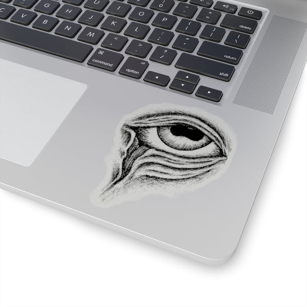 Deadeye | Vinyl Sticker | Creepy Art Decal