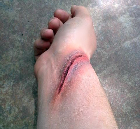 Cut SFX Wound