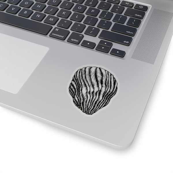 Knotface | Vinyl Sticker | Dark Art Decal