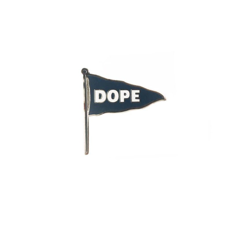 DOPE PENNANT PIN