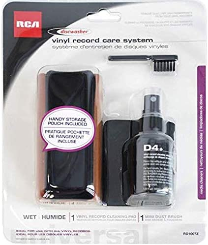 RCA Vinyl Record Care System