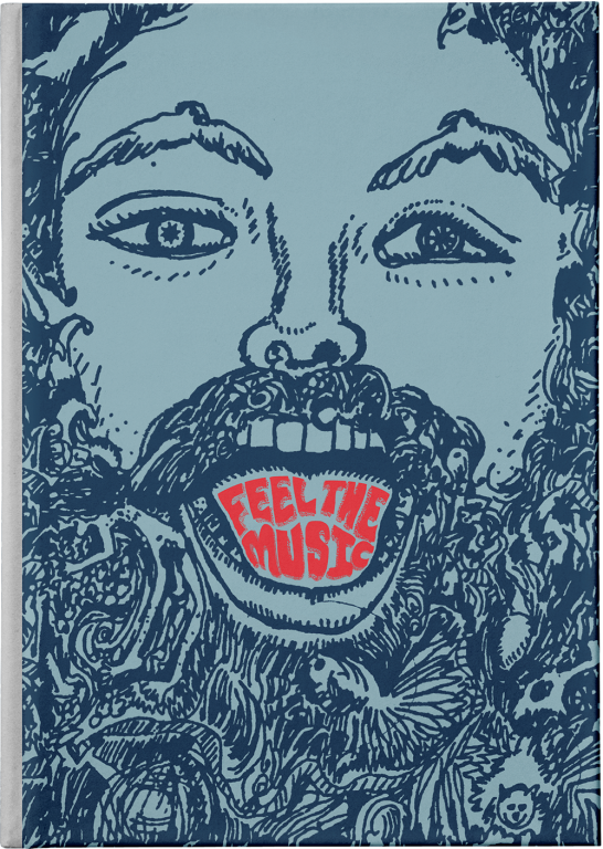Feel The Music : The Psychedelic Worlds of Paul Major
