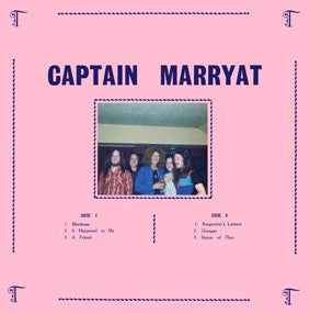 Captain Marryat | Captain Marryat (New)