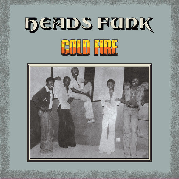 Heads Funk Band | Cold Fire