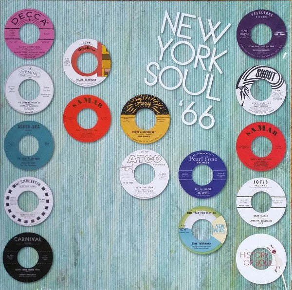 Various | New York Soul '66 (New)