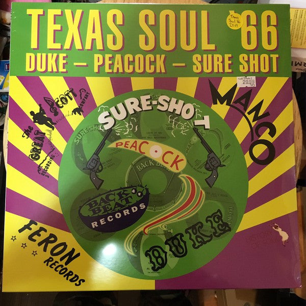 Various | Texas Soul '66 (New)