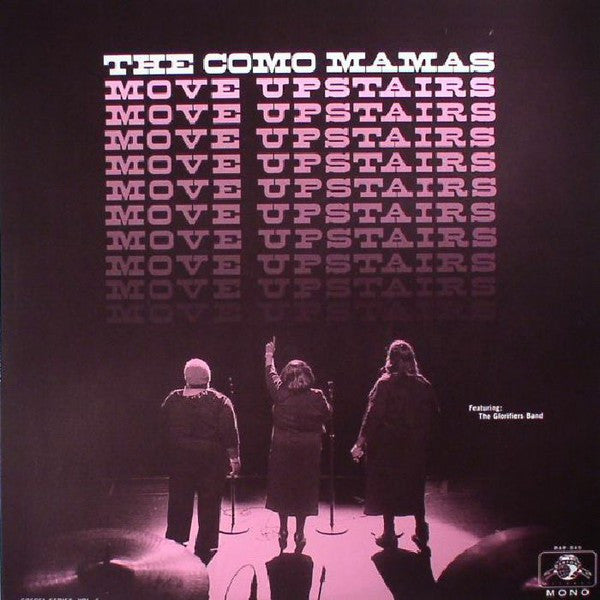 Como Mamas | Move Upstairs (New)