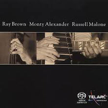 Load image into Gallery viewer, Ray Brown | Ray Brown Monty Alexander Russell Malone