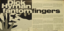 Load image into Gallery viewer, Dick Hyman | Fantomfingers
