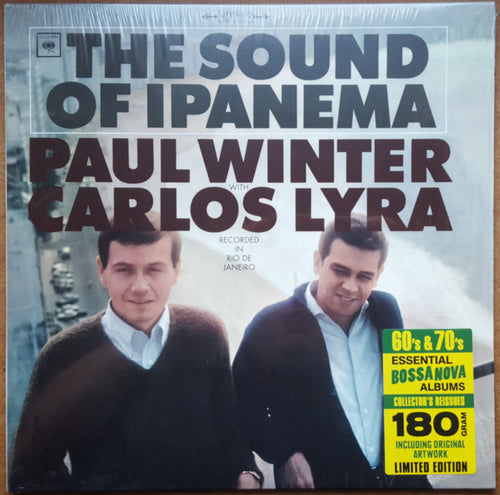 Paul Winter (2) | The Sound Of Ipanema (New)