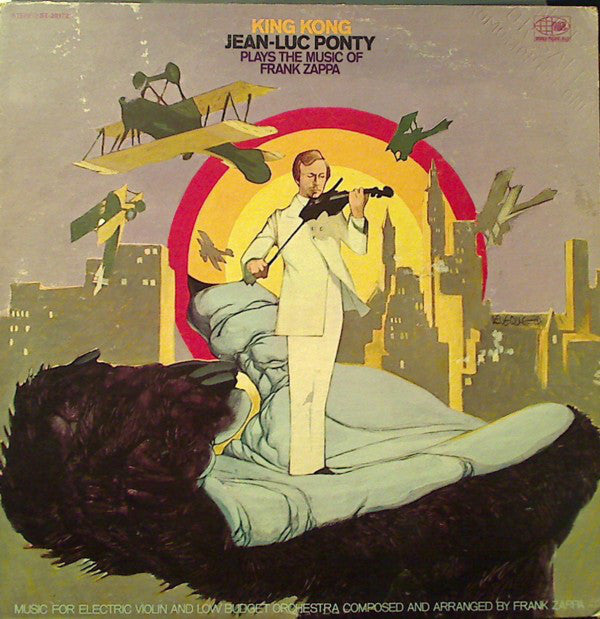 Jean-Luc Ponty | King Kong: Jean-Luc Ponty Plays The Music Of Frank Zappa