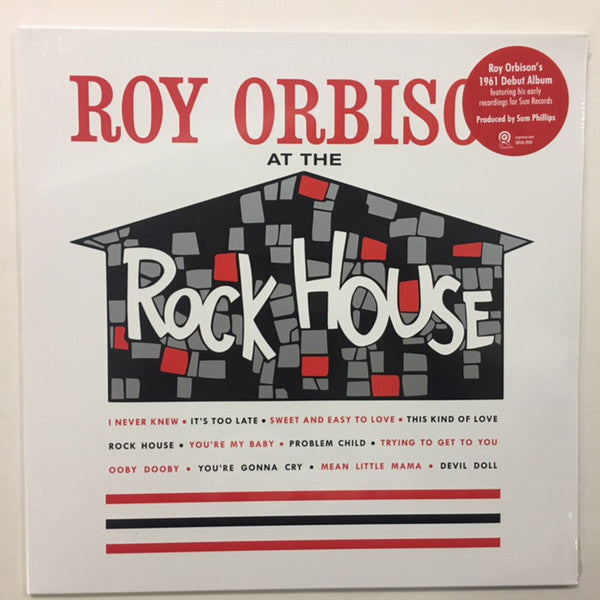 Roy Orbison | At The Rock House (New)