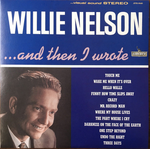 Willie Nelson | ... And Then I Wrote (New)