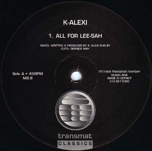 K-Alexi | All For Lee-Sah