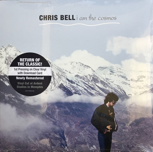Chris Bell | I Am The Cosmos (New)