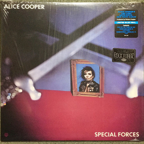 Alice Cooper (2) | Special Forces (New)
