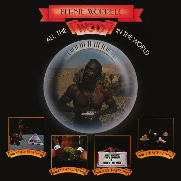 Bernie Worrell | All The Woo In The World (New)