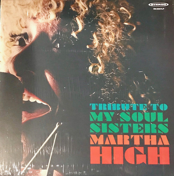 Martha High | Tribute To My Soul Sisters (New)