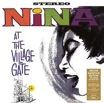Nina Simone | At The Village Gate (New)