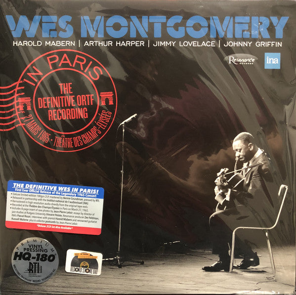 Wes Montgomery | In Paris: The Definitive ORTF Recording